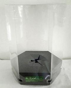 パッケージボックス(六角形)